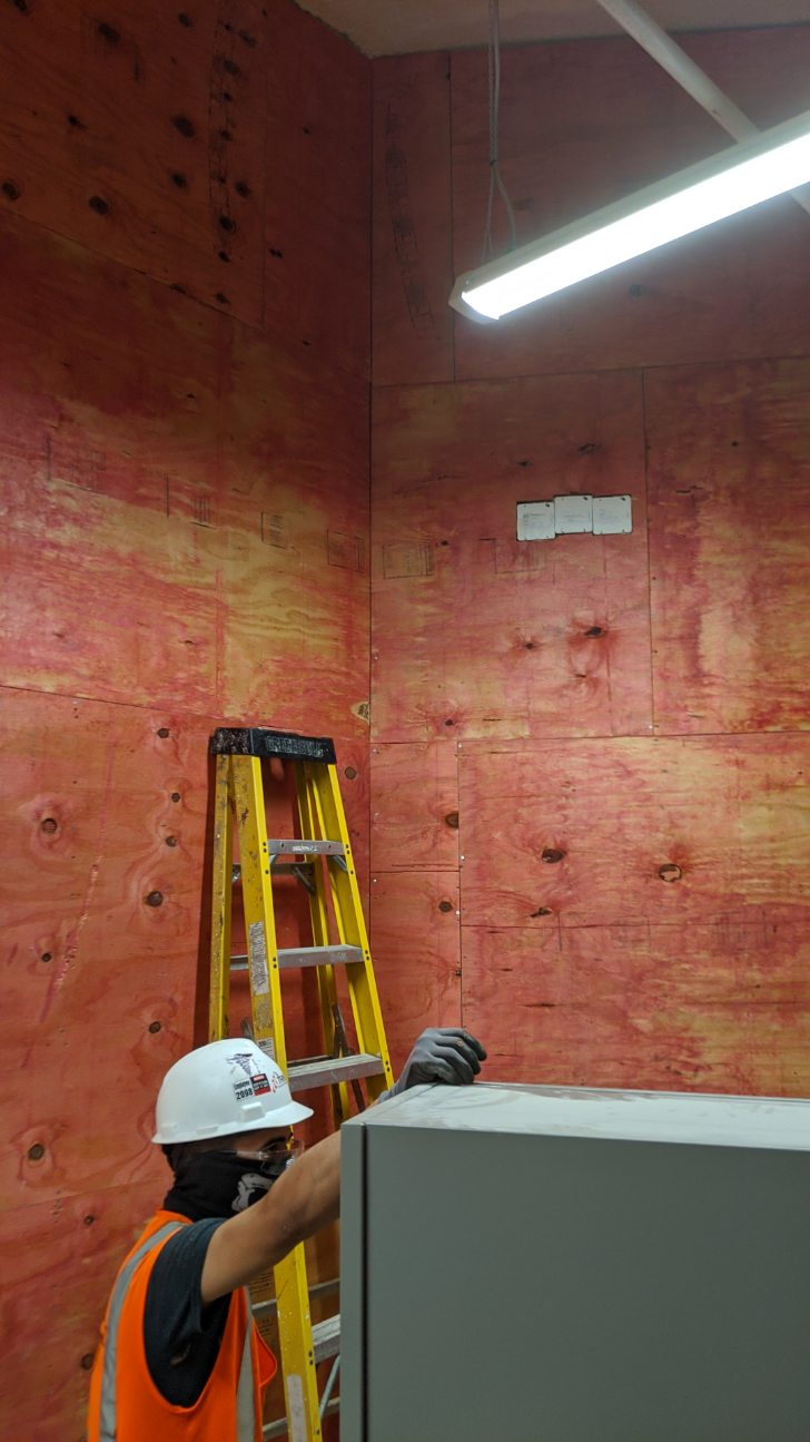 Commercial Drywall Installation