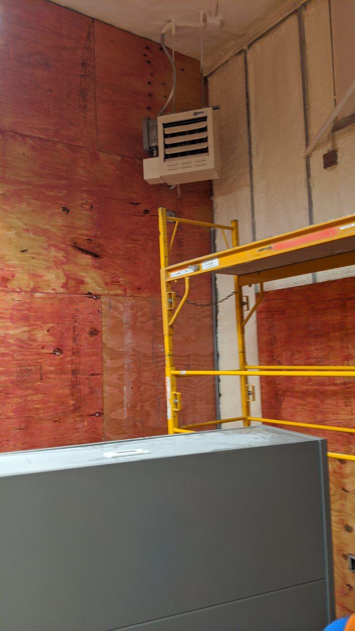 Commercial Drywall Repair